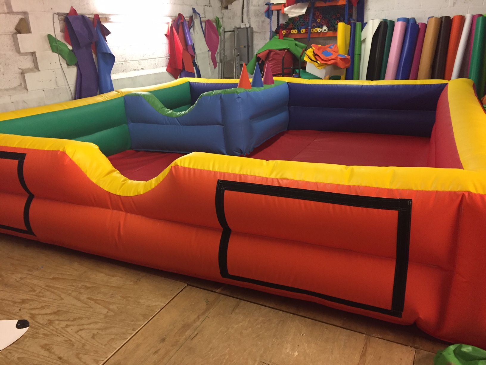 Soft Play Surrounds