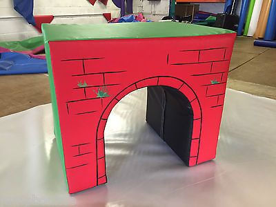 Bridge Tunnel 24 x 20 x 26 inch other themes available