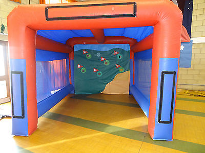 Golf Putt inflatable or change back for football or stall