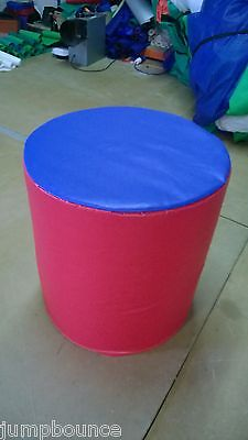 Soft Play Cylinder 600 x 600 Any Colour Quality Foam