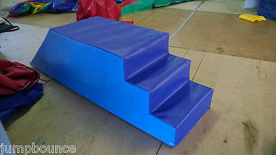 Soft Play Step, Block & Slide  ideal soft play extra  150cm x 50cm x 50.cm